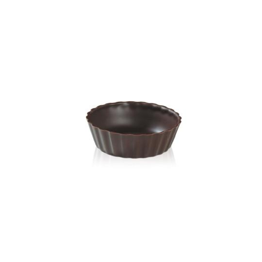 Petit four cup milled dark