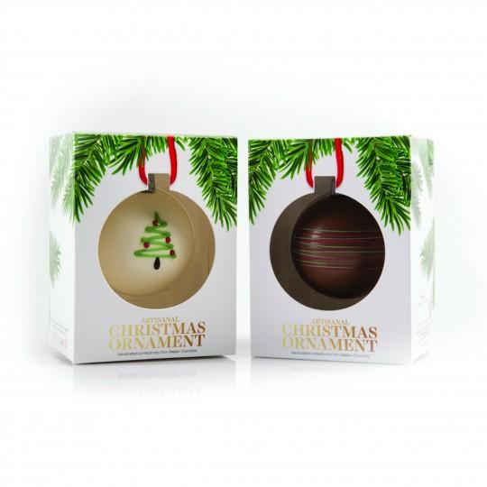 Christmas ornament single