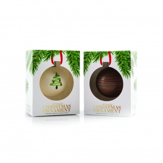 Christmas ornament single pack