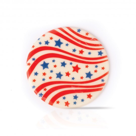 Stars & Stripes Cookie Topper