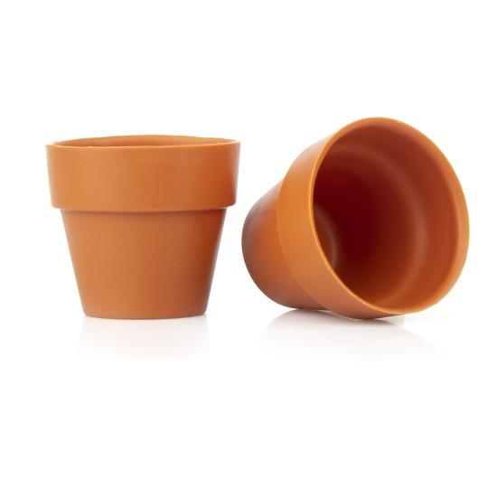 Flower pot cup large