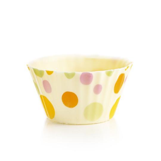Cupcake polka dot