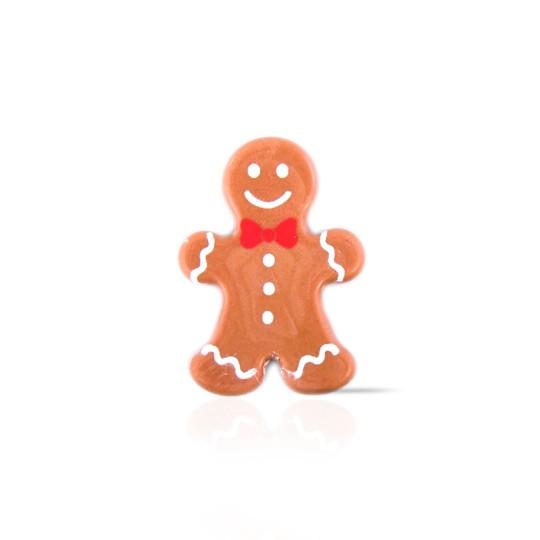 Gingerbread man milk
