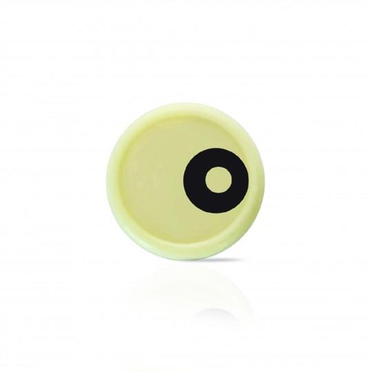 D17 Eyeball black white