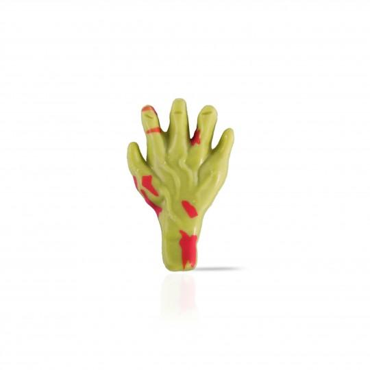 Zombie hand white