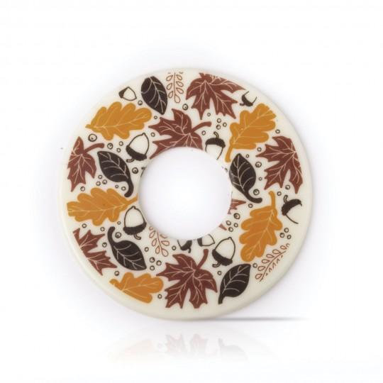 Fall Time Donut Topper