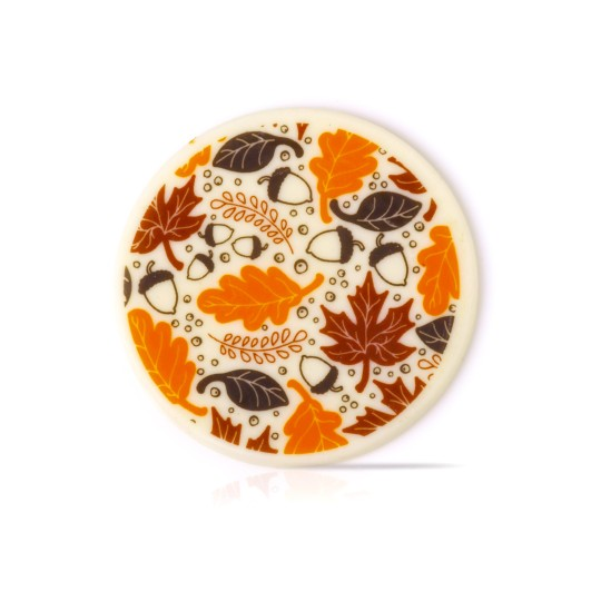 Fall Time Cookie Topper