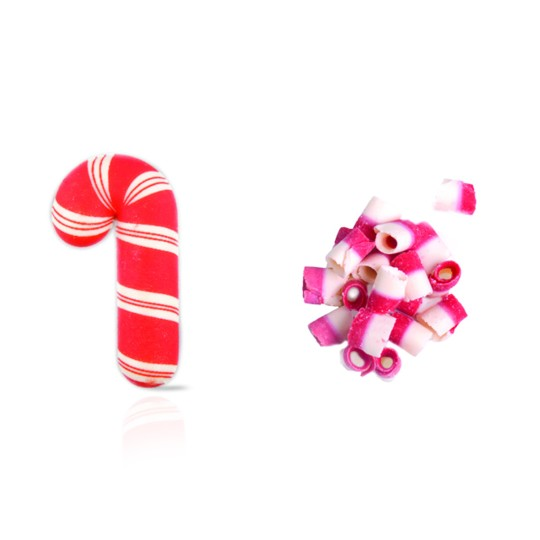 Candy cane printed kit