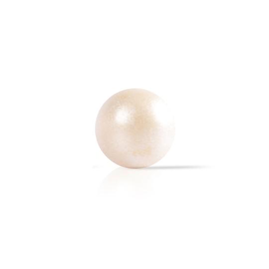 Mini pearl white