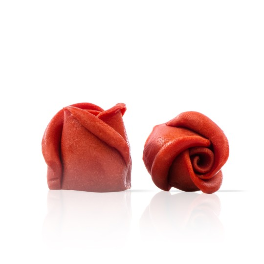 Chocolate rose mini red