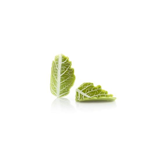 Curvy leaf green