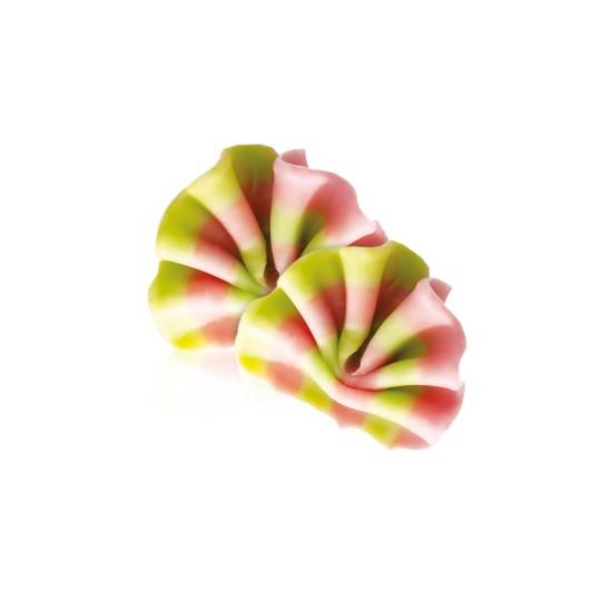 Forest shavings mini pink / green